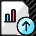 data, file, bars, upload