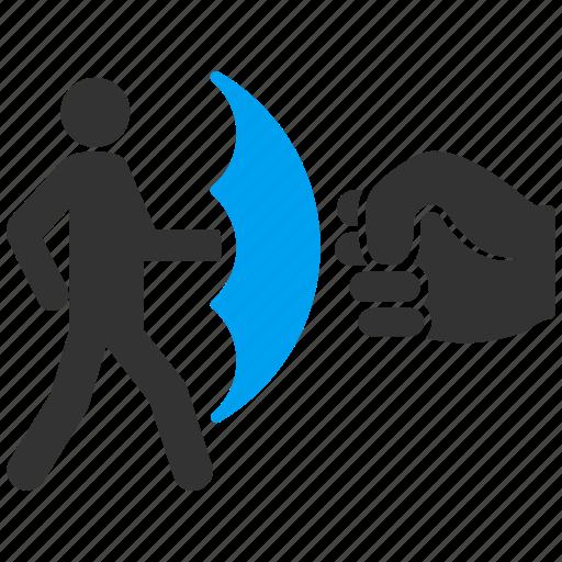 Crime protection, criminal, defense, enforcement, guard, rescue, safety icon - Download on Iconfinder