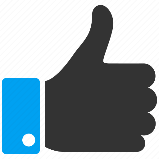 Approve, finger, good mark, ok, success, thumb up, yes icon - Download on Iconfinder