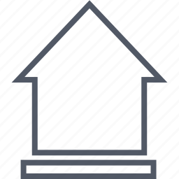 business, home, house, money icon