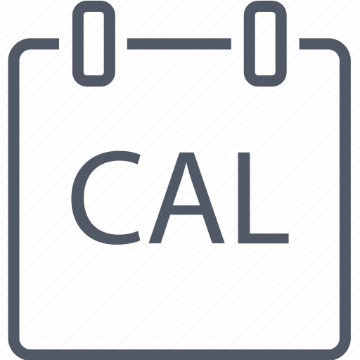 business, cal, calendar, date, month icon