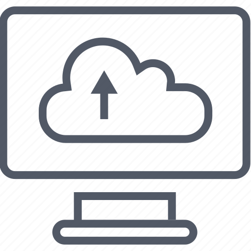 business, cloud, guardar, save, upload icon