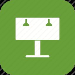 advertisement, advertising, billboard, business, marketing, promotion icon