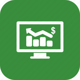 analysis, business, business chart, graph icon