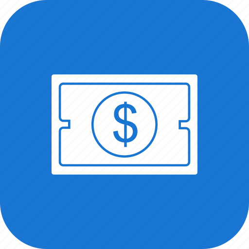 business, cash, dollar, financial, investment, payment icon