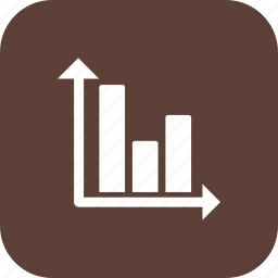analysis, bar, chart, graph icon