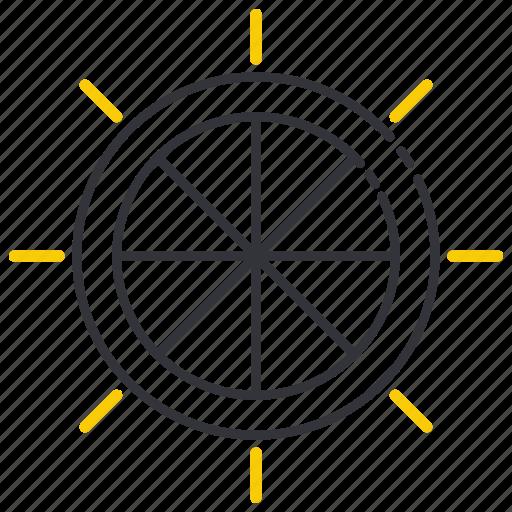 Control, helm, management, motion, progression, steering wheel, wheel icon - Download on Iconfinder