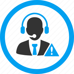 call center, emergency service, help desk, hotline number, phone operator, support chat, warning icon