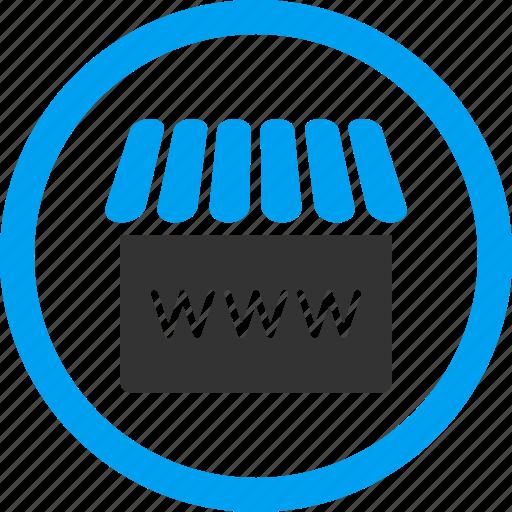 business, market, mobile, store, web shop, webshop, webstore icon