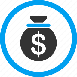bank, capital, dollar, finance, financial, money, payment icon