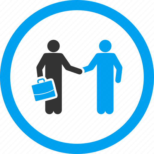 agreement, business, businessman, contact, contract, meeting, together icon