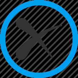 cancel, clear checkbox, delete, dust bin, erase, eraser, remove icon