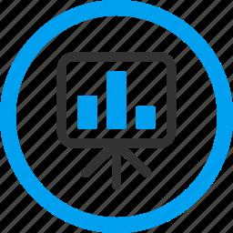 banner, board, display, panel, presentation, screen, slideshow icon