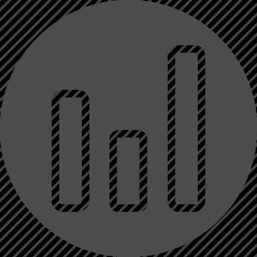 analytics, bar, chart, charts, diagram, graph, graphs, report, statistics icon
