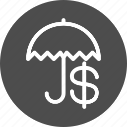 bank account, finance, financial, insurance, savings icon