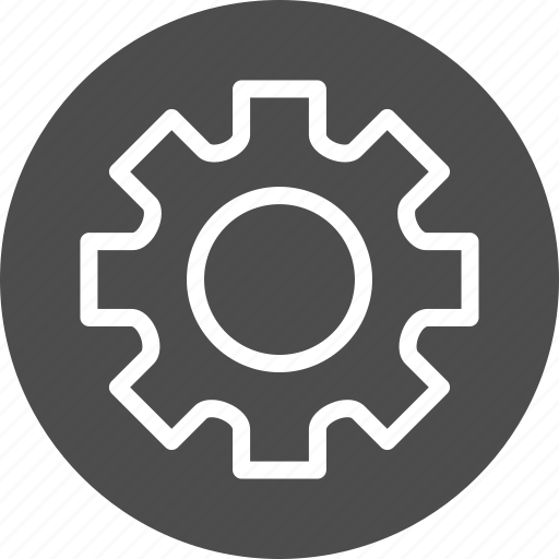 configuration, control, desktop, gear, industry, machinery, options, preferences, setting, settings, system, tool, tools icon