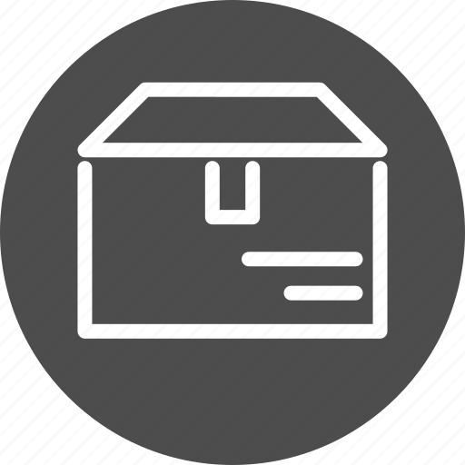 box, goods, logistics, pack, package, present, product icon