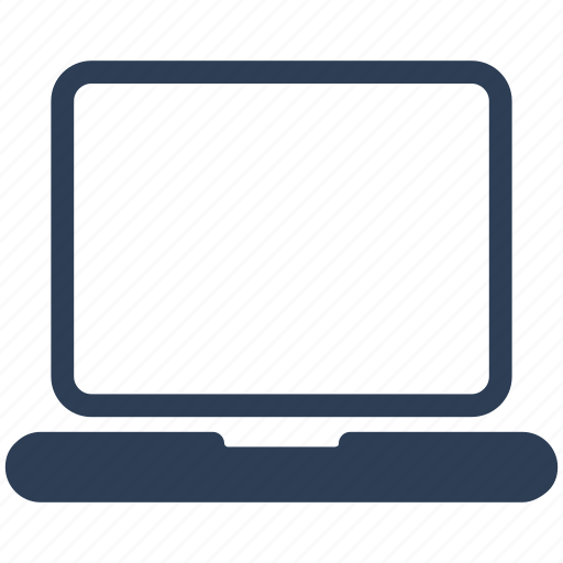 computer, device, laptop, portable, technology icon