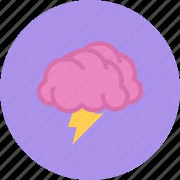 brainstorm, business, businessman, optimization, seo, site icon