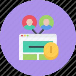 business, businessman, leads, optimization, seo, site icon