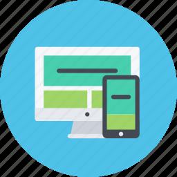business, businessman, design, optimization, responsive, seo, web icon