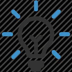electricity, energy, idea, innovation, innovative, light, light bulb icon