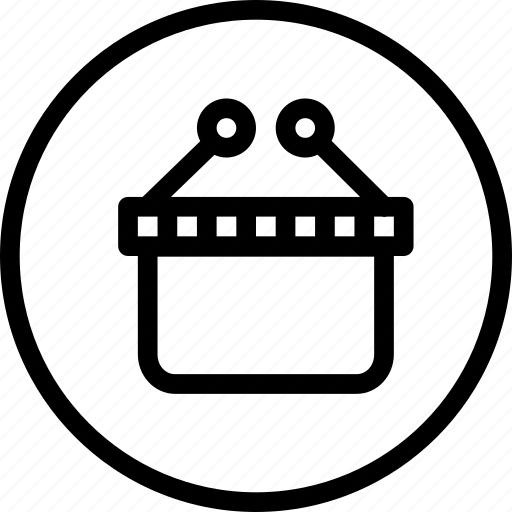 bag, basket, cart, ecommerce, online, shop, shopping icon