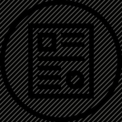 blog, brand, content, image, marketing, pramotion, writer icon
