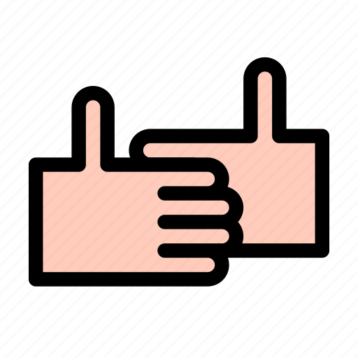 business, colleagues, deal, friends, handshake icon