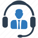 business, customer care, customer service, customer support, helpline icon