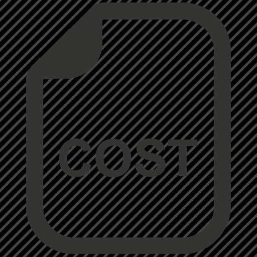 billing, cost, invoice icon