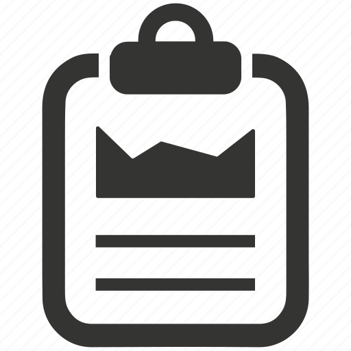 business report, financial report, report, stats icon