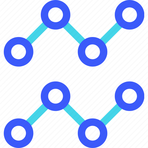 25px, iconspace, linechart icon