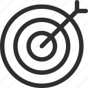 25px, business, goal, iconspace, marketing icon