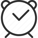 25px, calendar, clock, date, iconspace, schedule icon