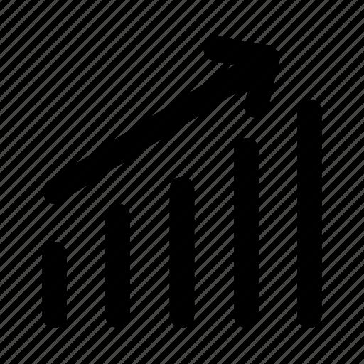 chart, finance, graph, growth, statistics icon