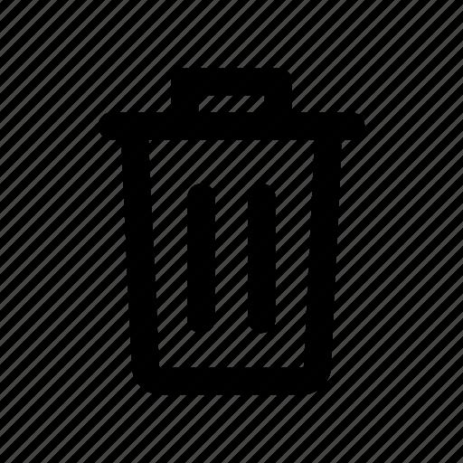 basket, been, delete, garbage, trash icon