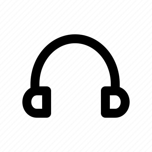 headphone, headsets, music, sound, support icon