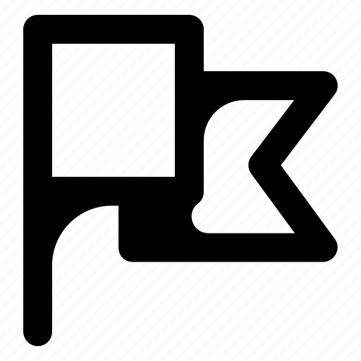 business, flag, mark, region icon