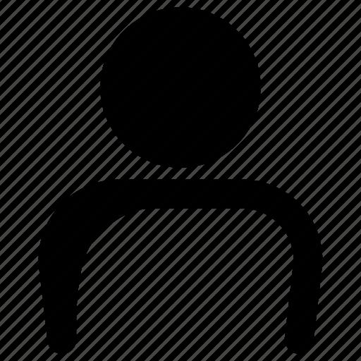 accound, business, identity, man icon