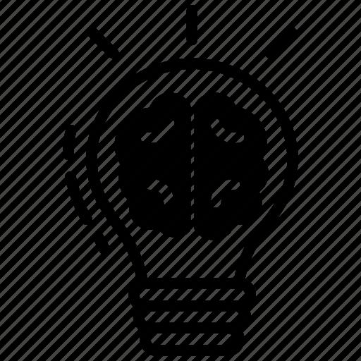Creativity, idea, innovation, inspiration, smart, smart idea, solution icon - Download on Iconfinder