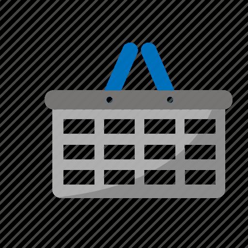 basket, cart, sales, shop, shoppingcart icon