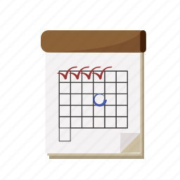 appointment, business, calander, date, time icon