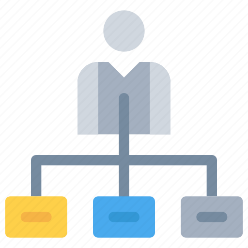 business, company, corporate, management, office icon