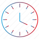 business, clock, process, time icon