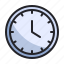 alarm, business, clock, finance, strategy, time, watch icon