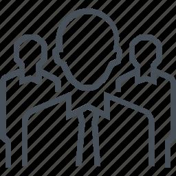 team, teamwork icon