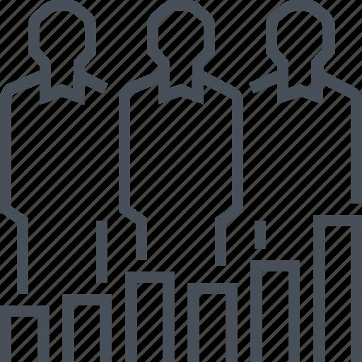 efficiency, leadership, skills, team, teamwork icon