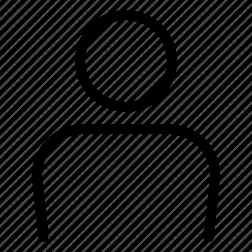 account, accpunt, business, person icon
