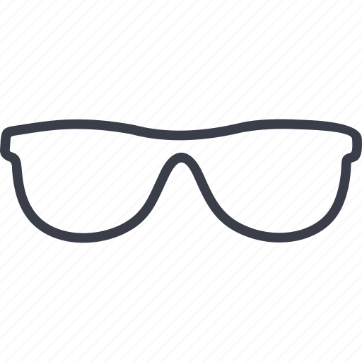 business, glasses, marketing, office icon